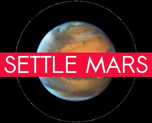 settle Mars link